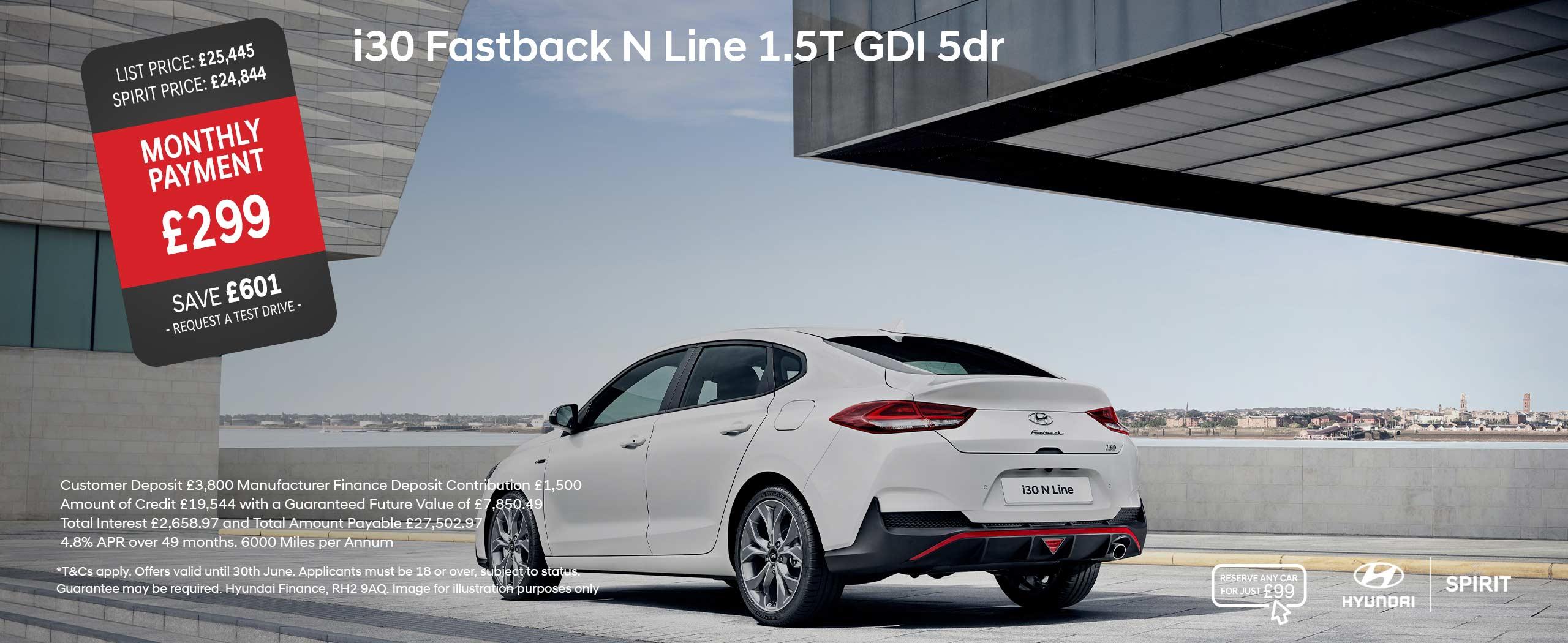 i30 Fastback