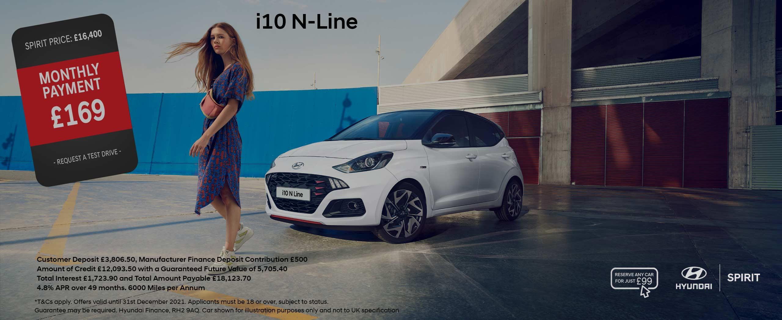 i10 N-Line