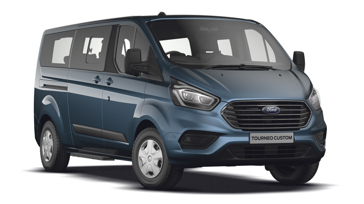 Ford Tourneo Custom 2.0 Diesel 130PS Automatic