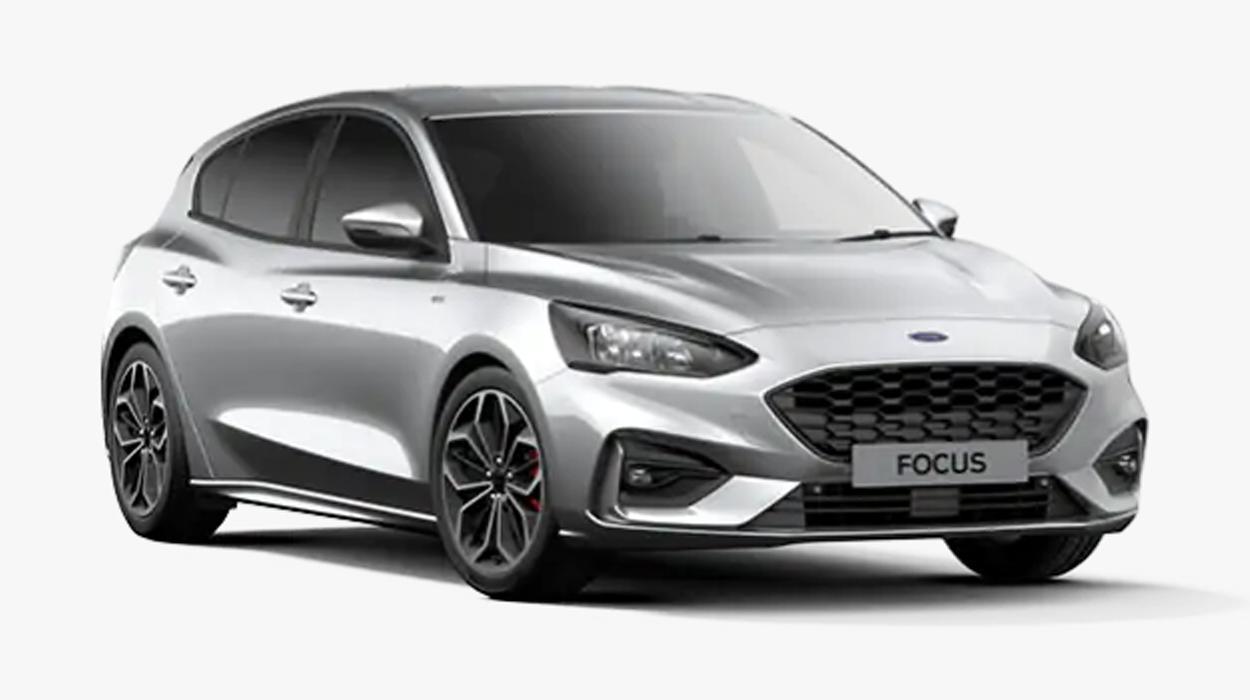 Ford New Focus EcoBoost Mild Hybrid