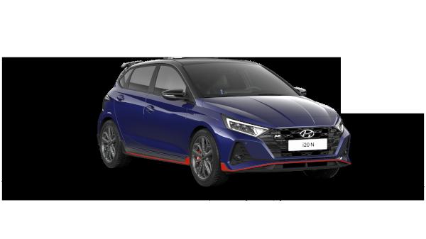 Hyundai All New i20 N