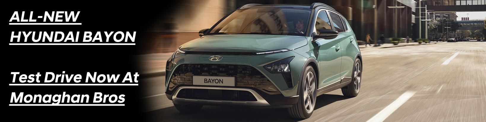 Hyundai All New Bayon