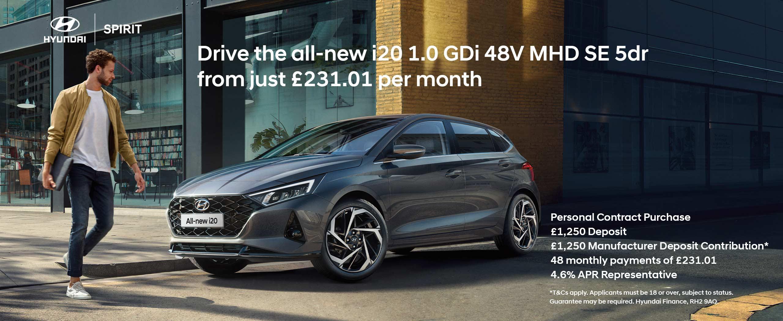 Hyundai All-new i20